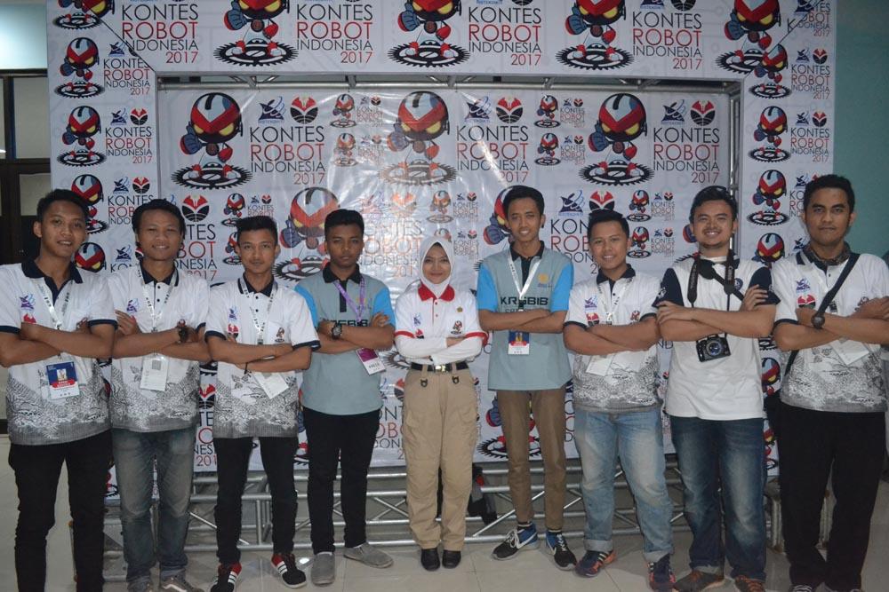 Saitama Team Kontes Robot Nasional UPI Bandung